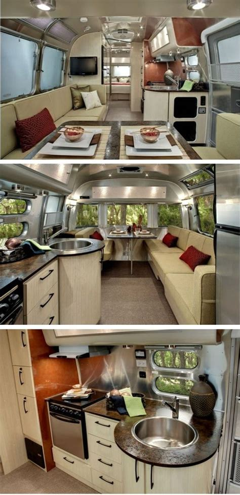 Renovated Rv Interiors by Renovated Cers