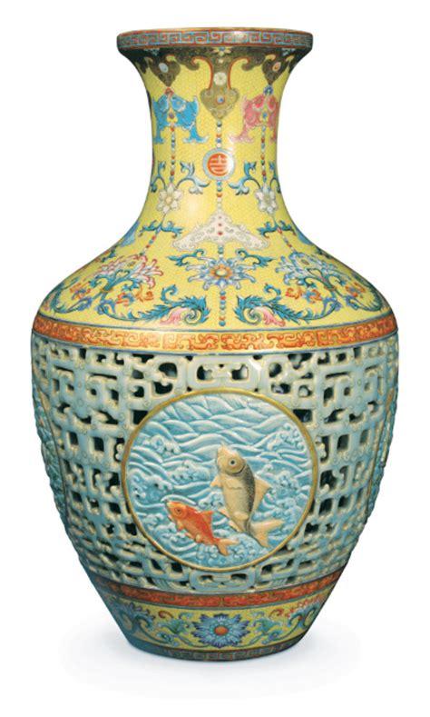 Qianlong Vase by Qing Dynasty 83m Pinner Vase 2 Similar Qianlong