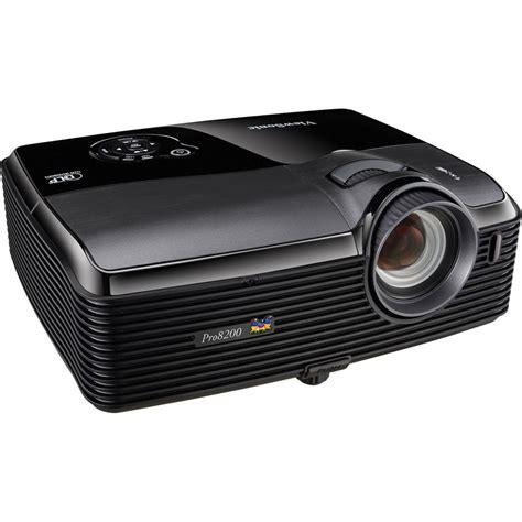 viewsonic pro8200 1080p dlp hd projector pro8200 b h photo