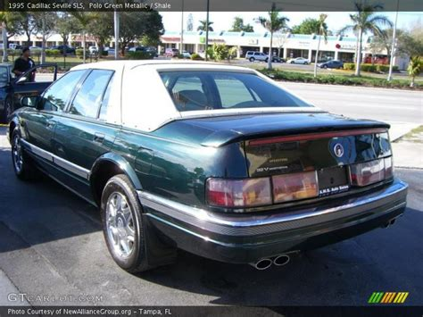 1995 cadillac seville sls 1995 cadillac seville sls in polo green metallic photo no