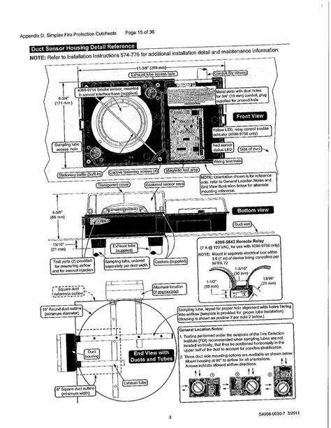 simplex 4098 9842 wiring diagram 32 wiring diagram