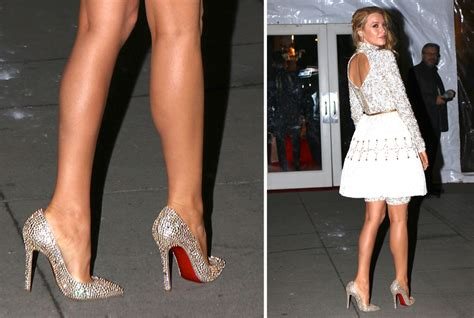 no one is as dedicated to christian louboutin pumps as