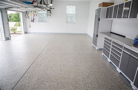 how to clean your epoxy garage floor decorative concrete