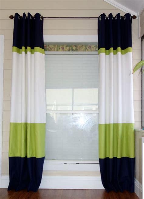 color block curtains color block curtain panels furniture ideas deltaangelgroup