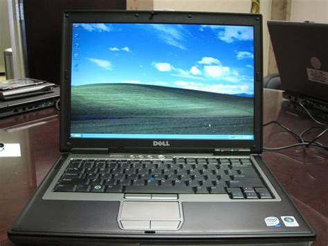 Laptop Dell D630 Baru simply cheap 2nd laptop