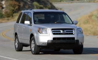 2008 Honda Pilot Ex L Car And Driver