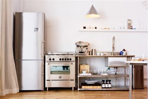 Apartment By The Line Instagram Trending On Remodelista The Deconstructed Kitchen