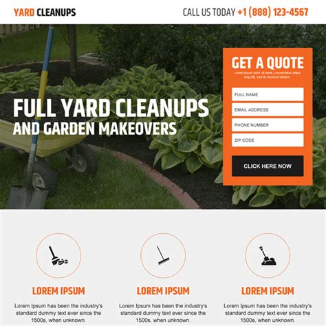 effective and converting responsive cleaning service lead