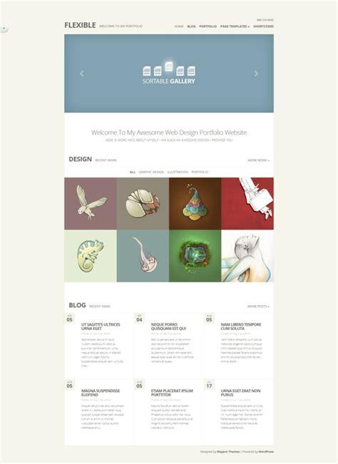 wordpress theme flexible layout flexible wordpress theme by the webdesign on deviantart