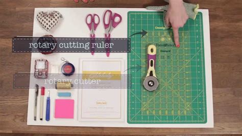 Materials Needed To Make A Quilt by Quilty Supplies Needed To Start Quilting