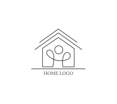 home and design logo vector house logo design download vector logos free