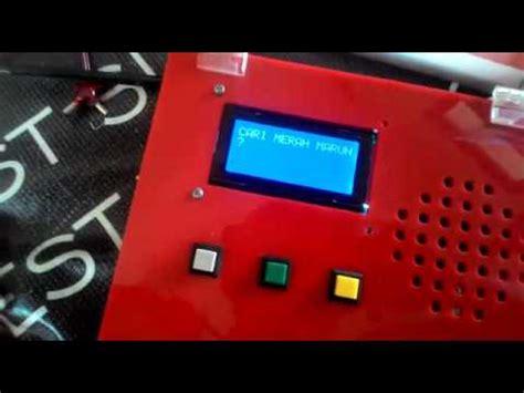Wav Player Wp3a Tanpa Microsd demo tcs3200 modul wav player wp3a color detektor