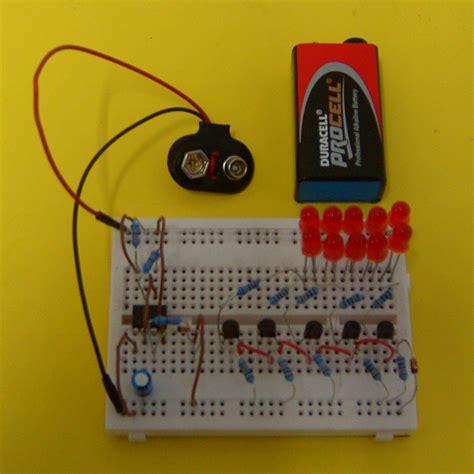 breadboard circuit projects pdf yebo electronics