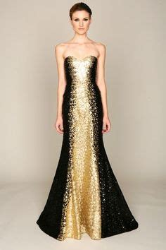 Yoan Texture Dress B L F 16 best black and gold dresses images on
