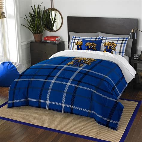 ncaa bedding set university of kentucky