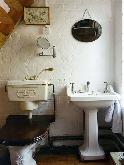 old fashioned bathrooms old fashioned bathroom toilet retro style pinterest