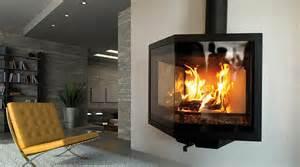 poeles design 5 styles de po 234 les 224 bois contemporaines pour s inspirer