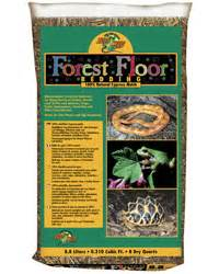 Forest Floor Bedding by Zoo Med Forest Floor Bedding 8 8 Litres Forest
