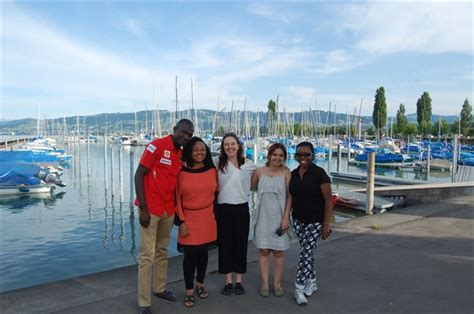 Current Students On Of St Gallen Mba by Student Of St Gallen Summer School In