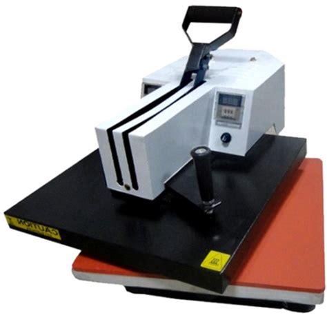 Mesin Sablon Kaos Digital 40x60 jual mesin press kaos murah di jakarta surabaya hu