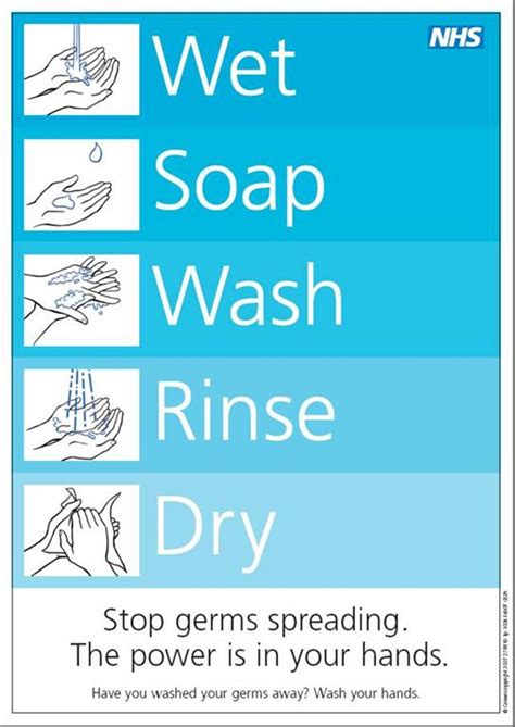 printable hand washing poster wash hands poster