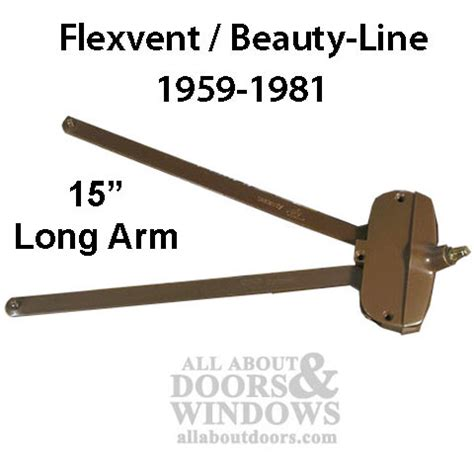replacement andersen awning window operator flexivent