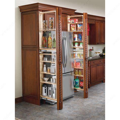 Tall Filler Organizer with Adjustable Shelves   Richelieu