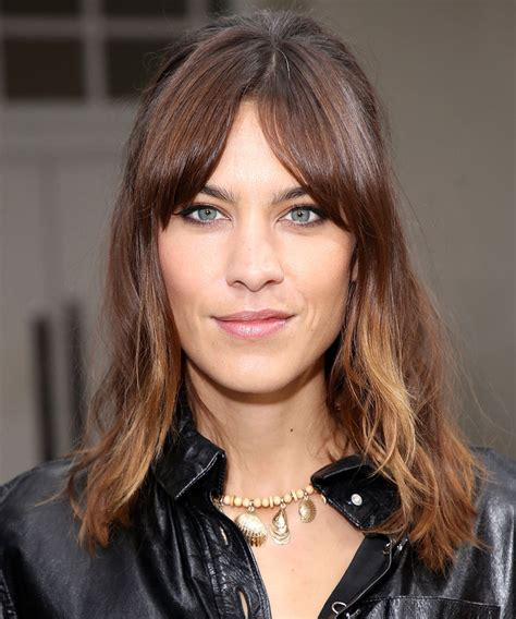 Hairstyles With Bangs For Thick Hair by Flattering Haircut Ideas For Thick Hair Instyle