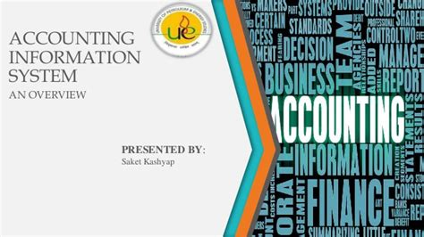 Eccounting Information Systems 1 accounting information system