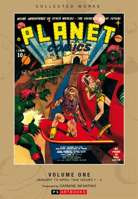 planet comics vol 1 fresh comics