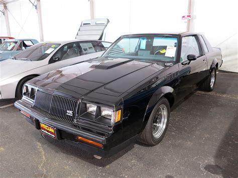 1987 buick regal gnx 1987 buick gnx buick supercars net