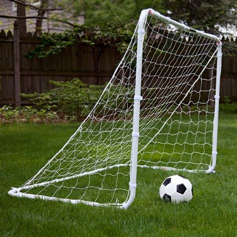 cheap soccer goals for backyard soccer goal images usseek com