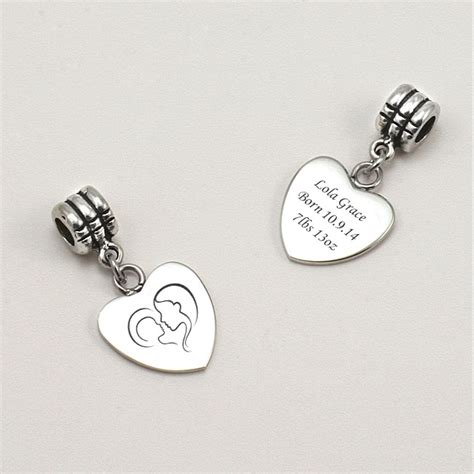 engravable gifts canada personalized pandora charms engraved for sale pandorafactory