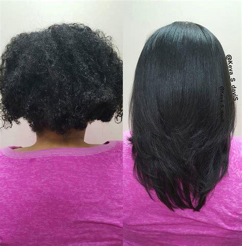 will keratin treatments thicken my hair keratin treatment magic smoothing hair was never so easy