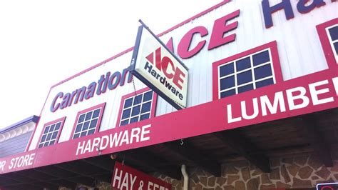 ace hardware number carnation ace hardware hardware stores 4521 tolt ave