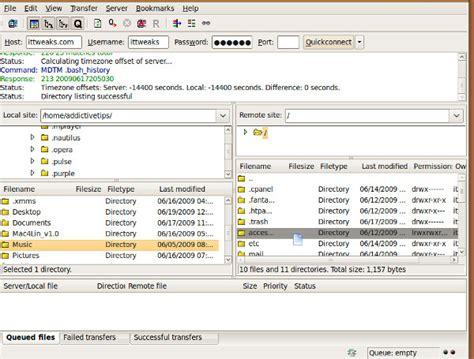 setup ubuntu server gui install filezilla on ubuntu server gui dedalmediagroup
