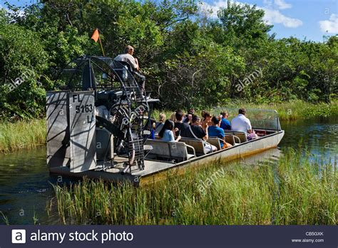 airboat in ta airboat tour at gator park airboat tours on highway 41