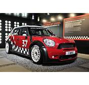 MINI Cooper Works Rally Car Geneva Motor Show 2011