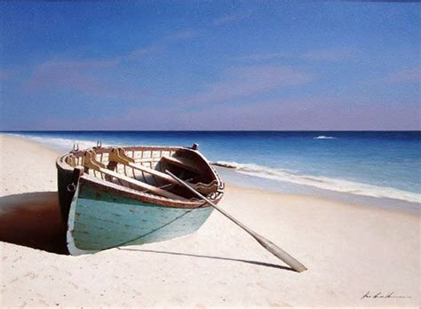 how to draw a beached boat 25 best boat painting ideas on pinterest oleo painting