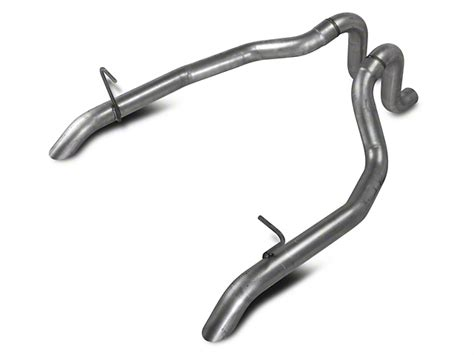 flowmaster 2 5in mustang tailpipes 15805 87 93 gt free