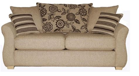 fabric sofas leather base with fabric cushions
