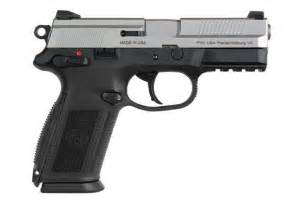 Fn herstal 66826 fnx pistol 9mm 17rd stainless for sale at tombstone