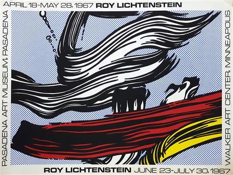 roy lichtenstein movement international roy lichtenstein