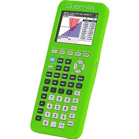 ti 84 color graphing calculator guerrilla silicone for instruments ti 84 plus