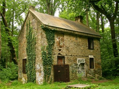 Garden State Tile Warminster Pa What Was The House In The Fonthill Woods