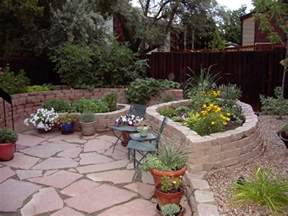 Landscape Design For Small Spaces Small Space Landscape Design