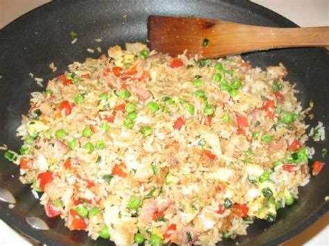 new year rice recipes new year fried rice recipe food