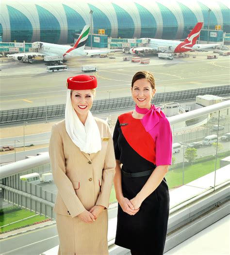 qantas emirates partnership reaches two year milestone