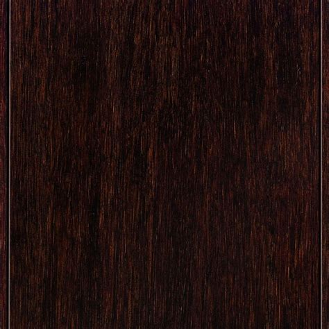 home legend strand woven walnut 9 16 in thick x 4 3 4 in