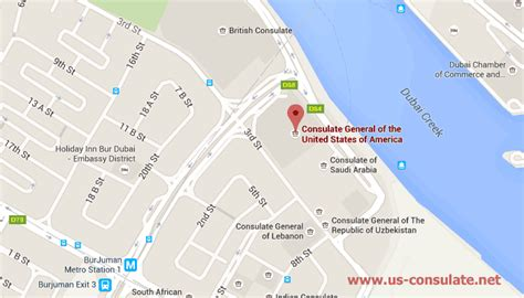 canadian embassy in map us consulate in canada map us embassy dubai thempfa org